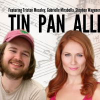 TIN PAN ALLEY 2 Concert Series To Return With Three More Musical Theatre Writers Photo