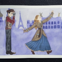 Check Out Artwork From the BroadwayWorld Remix Anastasia Challenge! Photo