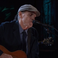 VIDEO: James Taylor Performs 'Almost Like Being in Love' From BRIGADOON on THE LATE S Photo
