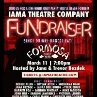 Sharon Lawrence, Katie Lowes, Okieriete Onaodowan, More Headline IAMA Fundraiser Photo