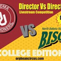 Livestreaming Game Show DIRECTOR VS DIRECTOR Announces Episode 6 - The College Editio Photo