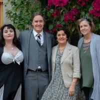A Classic Theatre Presents CROSS ROADS - Marjorie Kinnan Rawlings And Norton S. Baski Photo