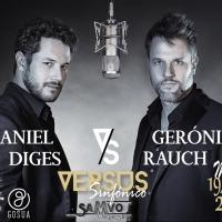 """Gerónimo Rauch y Daniel Diges se unen en VERSUS SINF�""""NICO Photo"""