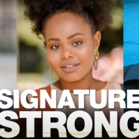 VIDEO: Robbie Schaefer and Angelica Chéri Discuss Writing  Musicals on SIGNATURE STR Photo