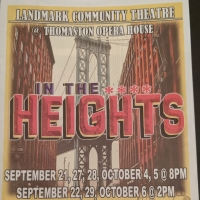 BWW Review: IN THE HEIGHTS soars high at Landmark Community Theatre Photo