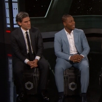 VIDEO: Watch the Cast of STAR WARS Interviewed on JIMMY KIMMEL LIVE!