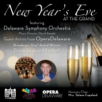 Brian Stokes Mitchell, the Delaware Symphony Orchestra & More to Take Part in New Yea Photo
