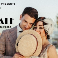 Opera Santa Barbara Presents DON PASQUALE, A Live Drive-In Opera Photo