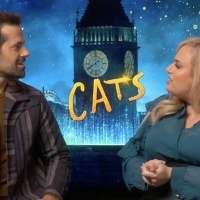 BWW Exclusive: CATS Stars Robbie Fairchild & Rebel Wilson Gush About Meeting Judi Dench, Finding Comedy in a Classic & More!