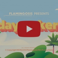 VIDEO: Flamingosis Debuts 'Daymaker' Animated Video Photo