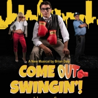COME OUT SWINGIN'! to Premiere at the Franco Center in Lewiston