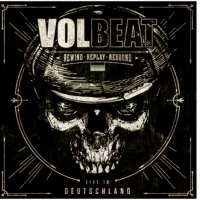 Volbeat's 'Rewind, Replay, Rebound: Live In Deutschland' Will Release Nov. 27 Photo