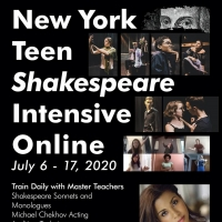 New York Teen Shakespeare Intensive Adapts For Learning Online Photo