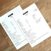 BWW Blog: A Beginner's Guide to Resumes - The Dos and Don'ts Photo