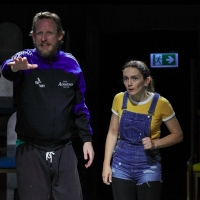 BWW Review: THE POLITICAL HISTORY OF SMACK AND CRACK, Tron Theatre, Glasgow Photo