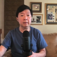 VIDEO: Ken Jeong Shares the Gift of Song on THE LATE LATE SHOW Photo