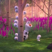 VIDEO: Play 'Hide and Seek' With Olaf in New Short Photo