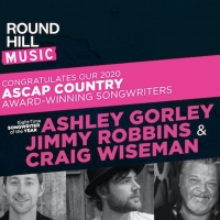 Ashley Gorley Named ASCAP Country Music Songwriter of the Year Photo