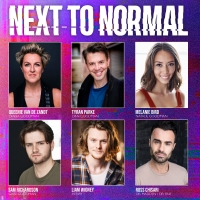 Full Cast Announced for NEXT TO NORMAL Presented by James Terry Collective Photo