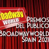 Primera ronda de votaciones de los Premios del Público Broadwayworld Spain 2021 Photo