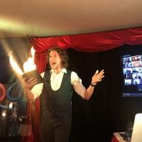 Illusionist Matias Streams Interactive Magic And Mentalism Show Photo