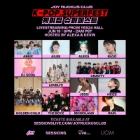 K-Pop SuperFest Will Be Performed at Sessions With Joy Ruckus Club Next Weekend