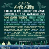 Northwest String Summit Announces Final Lineup for 'Hiding Out At Home: A Virtual Nor Photo