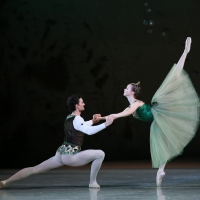 BWW Review: FACETED PERFECTION IN JEWELS  BALANCHINE'S GEM  PERFORMED BY THE FAMOUS M Photo
