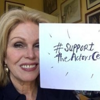 Joanna Lumley Lends Support To The Actors Centre Fundraising Appeal Photo