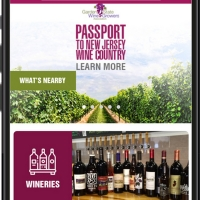 Garden State Wine Growers Association Launches New Tourism App Produced by IGM Creative Gr Photo
