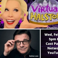 BWW Previews: A Special and Special Time for VIRTUAL HALSTON:  Nathan Lane on Februar Photo