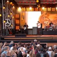 VIDEO: Watch Morgan Wallen Perform 'Whiskey Glasses' on JIMMY KIMMEL LIVE!