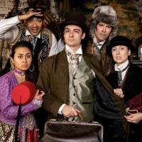 Savannah Repertory Presents AROUND THE WORLD IN 80 DAYS