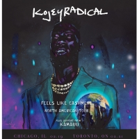 Kojey Radical Announces Support For First North American Tour 'Feels Like Cashmere'