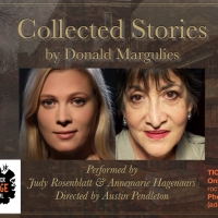 Austin Pendleton Directs COLLECTED STORIES Starring Judy Rosenblatt and Annemarie Hag Photo
