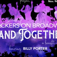 SPECIAL BWW $5 DISCOUNT - ROCKERS ON BROADWAY: BAND TOGETHER honoring BILLY PORTER Photo