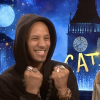 BWW Exclusive: Laurent and Larry Bourgeois on How They Brought Their Twinning Personalities to CATS!