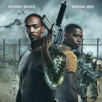 VIDEO: Watch the Trailer for OUTSIDE THE WIRE on Netflix