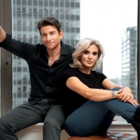 VIDEO: Orfeh & Andy Karl Visit Backstage LIVE with Richard Ridge Photo
