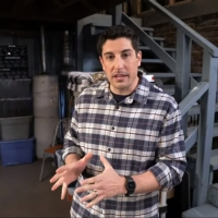 VIDEO: Jason Biggs Gives A Bennett Basement Tour on the Set of UNMATCHED Photo