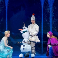 Photos and Video: FROZEN Opens in Australia at Sydney's Capitol Theatre Video