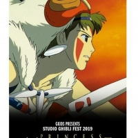 'Studio Ghibli Fest 2019' Continues With PRINCESS MONONOKE Photo