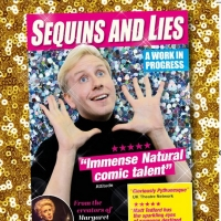 SEQUINS AND LIES Comes to VAULT Festival Photo