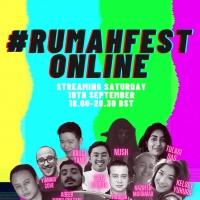 #RUMAHFest Goes Online 19th September 2020 Photo