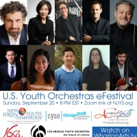 New Jersey Youth Symphony To Host U.S. Youth Orchestras E-Festival WE NEVER STOPPED M Photo
