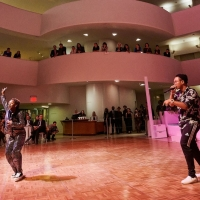 Works & Process At The Guggenheim Presents THE MISSING ELEMENT Live Performance Photo