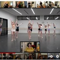 VIDEO: New Philharmonia Orchestra & Boston Ballet School Collaborate for Performance  Photo