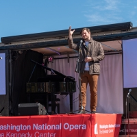 Washington National Opera Offers Pop-Up Opera Truck to Bring Live Operatic Performances to Photo