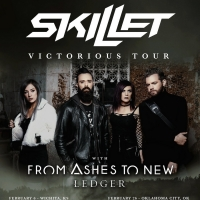 Skillet Announce Winter 2020 Headline Tour