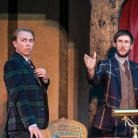 BWW Feature: Mash note to LOVE'S LABOUR'S LOST at Quill Theatre Photo